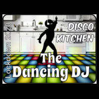 With CHARITY - Adults Disco Kitchen Dancing DJ T Shirt £10.00 Design